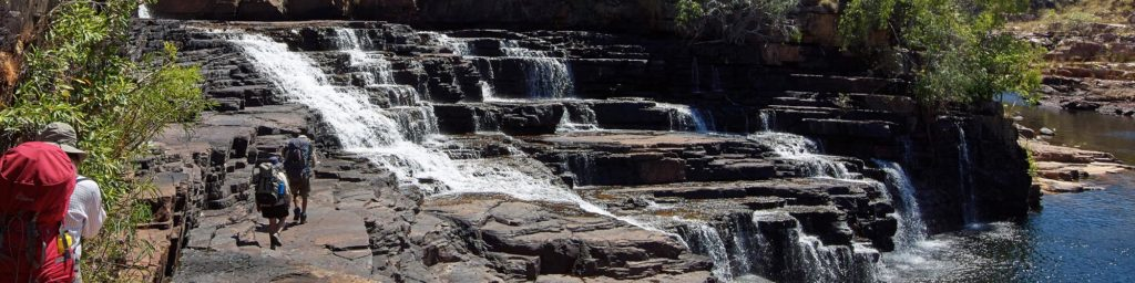 Koolpin Twin Falls Walk Kakadu